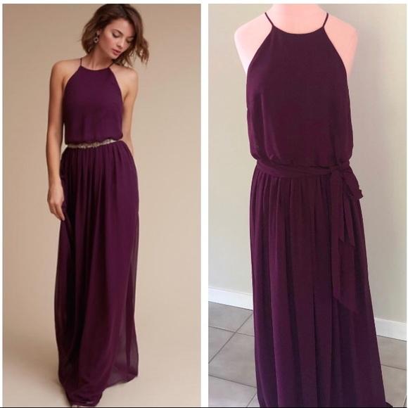 Anthropologie Dresses & Skirts - Anthropologie BHLDN Donna Morgan Alana Dress